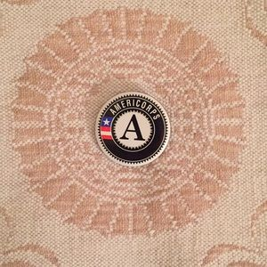 Accessories - Americorps pin